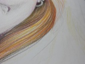 Detail of hair