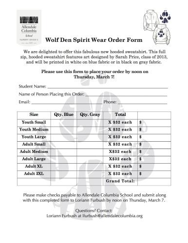 Wolf_Den_Spirit_Wear_Order_Form